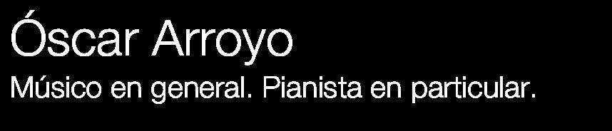 Óscar Arroyo